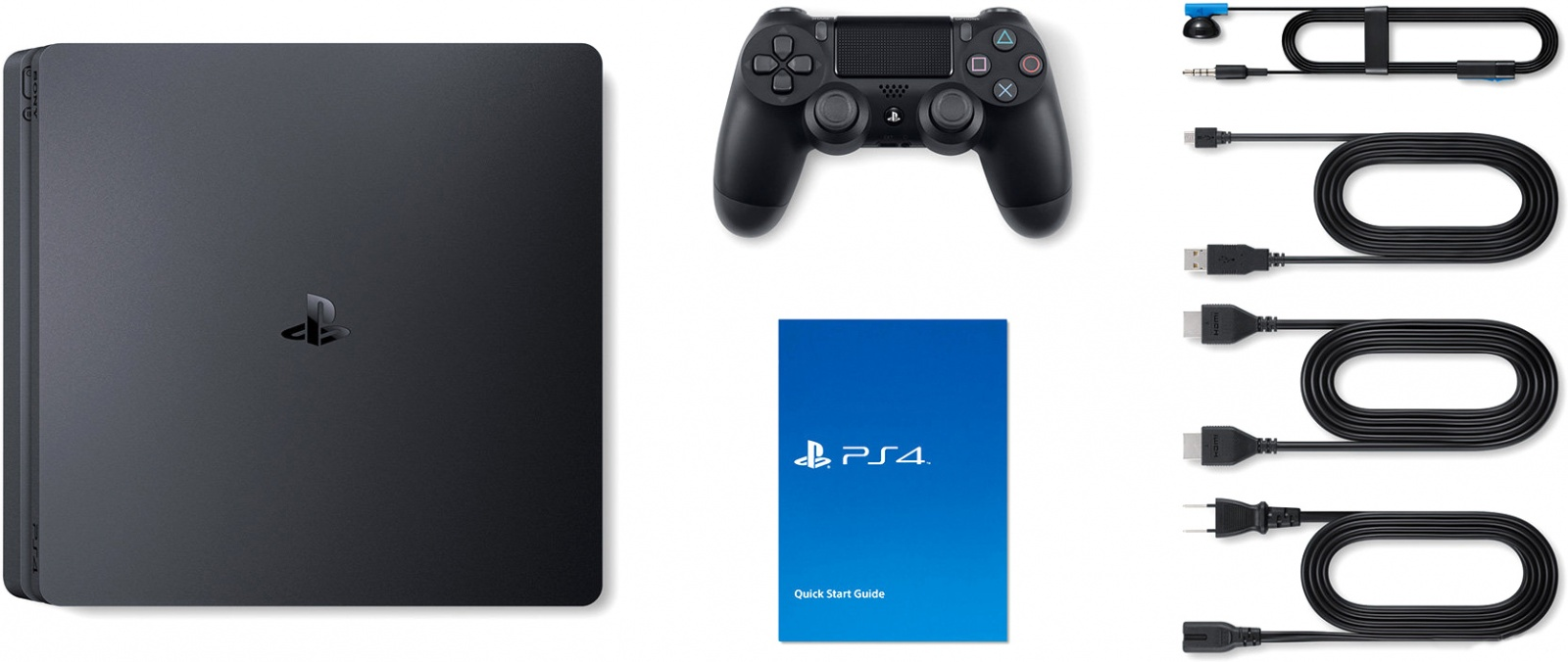 комплект шнуров для Sony PlayStation 4 Slim