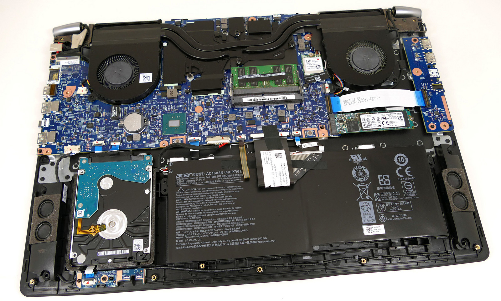ноутбук Acer VN7-593G на сайте beltexno.by