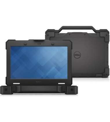Dell Latitude 14 5404 RUGGED (6012229338) с процессором  Intel Core i3 и видеокартой  Intel HD Graphics 4400 фото спереди