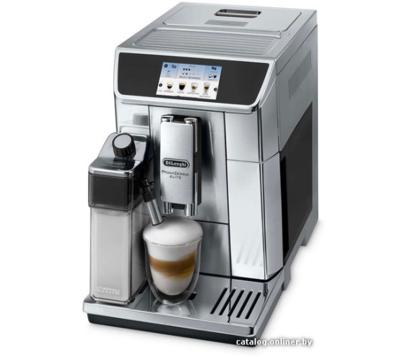 Эспрессо кофемашина DeLonghi PrimaDonna Elite ECAM 650.75.MS