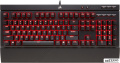 Клавиатура Corsair K68 Red LED (Cherry MX Red, нет кириллицы)