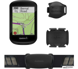Велокомпьютер Garmin Edge 830 Sensor Bundle