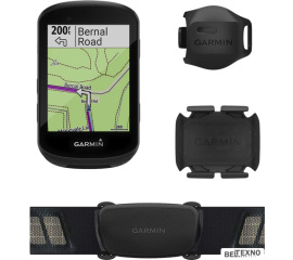 Велокомпьютер Garmin Edge 530 Sensor Bundle