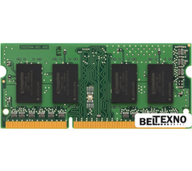 Оперативная память Kingston ValueRam 8GB DDR4 SO-DIMM PC4-19200 [KVR24S17S8/8]