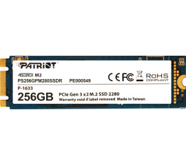 SSD Patriot Scorch M.2 256GB PS256GPM280SSDR