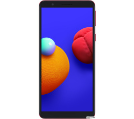 Смартфон Samsung Galaxy A01 Core SM-A013F/DS (красный)