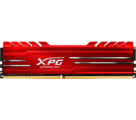 Оперативная память A-Data XPG GAMMIX D10 8GB DDR4 PC4-21300 AX4U266638G19-SB10