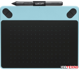 Графический планшет Wacom Intuos Art Blue Small (CTH490AB)
