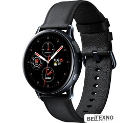 Умные часы Samsung Galaxy Watch Active2 40мм (сталь, черный)