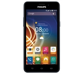 Смартфон Philips Xenium V526 Blue