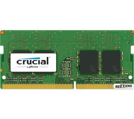 Оперативная память Crucial 8GB DDR4 SODIMM PC4-19200 [CT8G4SFS824A]