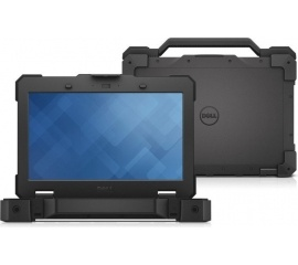 Dell Latitude 14 5404 RUGGED (6012347816) с процессором  Intel Core i5 и видеокартой  Intel HD Graphics 4400 фото спереди
