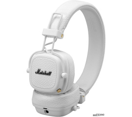 Наушники Marshall Major III Bluetooth (белый)
