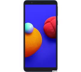 Смартфон Samsung Galaxy A01 Core SM-A013F/DS (синий)