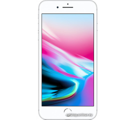 Смартфон Apple iPhone 8 Plus 64GB (серебристый)
