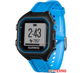 Умные часы Garmin Forerunner 25 HRM black/blue