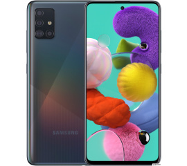 Смартфон Samsung Galaxy A51 SM-A515F/DS 6GB/128GB (черный)
