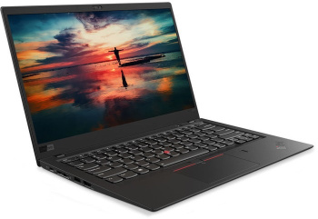 Обзор ноутбука Lenovo ThinkPad X1 Carbon 6 Gen